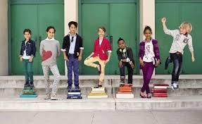 moda szkolna