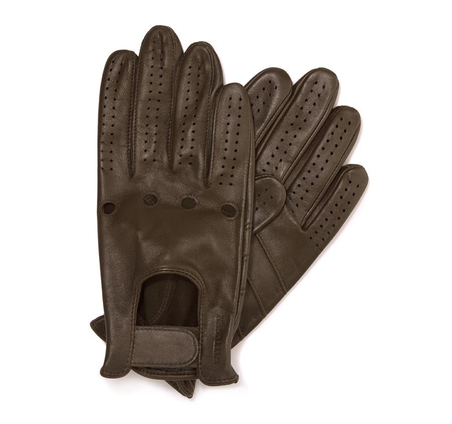 Rękawiczki samochodowe męskie